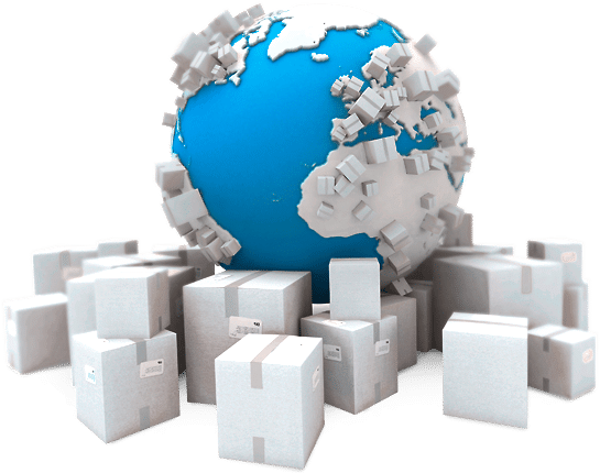 Internationale Verpackungen Icon