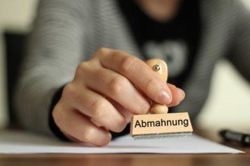 Warnings letters regarding the German packaging act are increasing