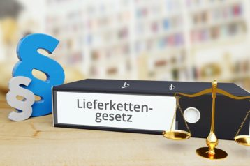 The new German supply chain law comes in 2023 – an overview of the most important points